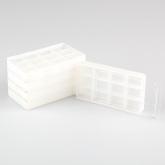 กล่องพลาสติก(แบบ12ช่อง)
